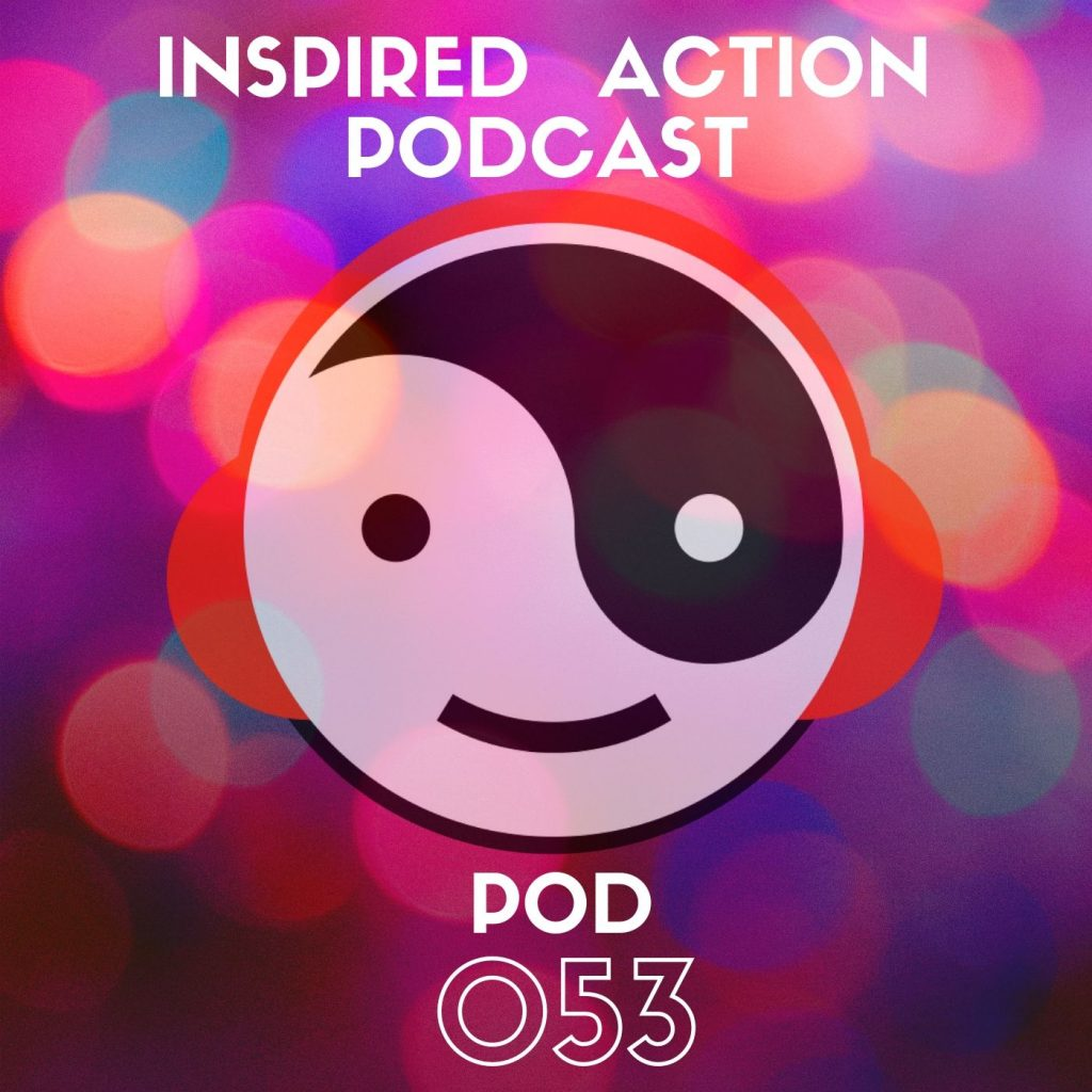 053 Happy Tendrils To You! Inspired Action podcast